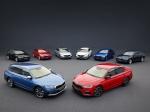 Octavia RS, Scout, G-Tec míří na trh. Přidávají se i hybridy