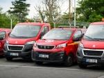 DPP převzal 59 užitkových Peugeotů