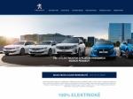 Peugeot zprovoznil portál pro elektromobilitu