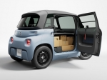 Užitkový My Ami Cargo - nejmenší LUV na elektriku
