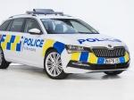 Superby Combi budou sloužit novozélandské policii