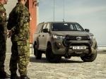 Obnova vozového parku AČR začala. Předáno bylo prvních 60 Toyot Hilux.