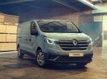 Renault představuje nový Trafic v užitkové verzi