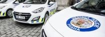 Pražští strážníci nakoupí nové vozy značek Hyundai, Volkswagen a...
