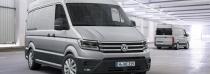 VW Crafter s výhodnějším leasingem