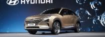 Hyundai ukázal nové elektrické SUV na palivové články