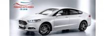 Představujeme nominované automobily: Ford Mondeo