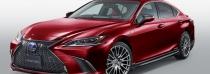 Lexus ES již k dispozici. First Edition od 1,2 milionu
