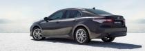 Toyota Camry: Návrat ve velkém stylu