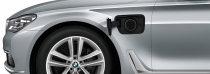 Hybridy BMW by mohly jezdit po městě výhradně na elektřinu