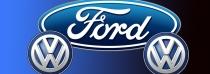 """Užitková auta od Fordu a Volkswagenu budou """"příbuzní"""". Automobilky..."""