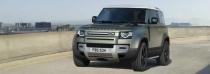 Frankfurt: Nový Land Rover Defender