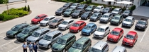 Ministerstvo vnitra převzalo první vozy z 3294 objednaných
