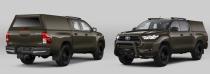 Rozhodnuto! Česká armáda bude jezdit s Toyotami Hilux. Dodá je...