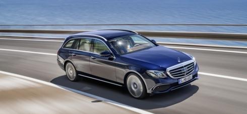 Ceny nového Mercedesu E Kombi začínají na 1 291 070 Kč