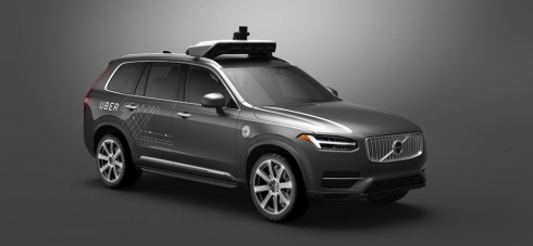 Volvo Cars a Uber budou společně vyvíjet autonomní vozy