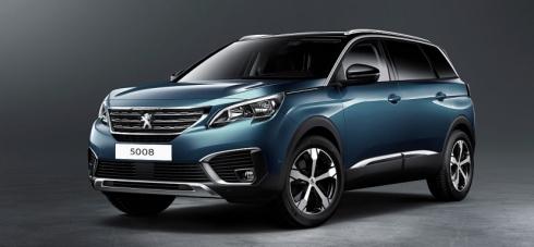 Peugeot 5008: SUV ofenzíva podle Peugeotu