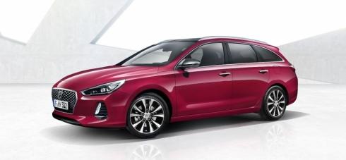 První fotky a informace o novém Hyundai i30 kombi