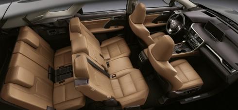 Nový Lexus RX L: Komfort pro všechny!
