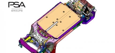 PSA má novou elektroplatformu. Dojezd 650 km a výkon až 250 kW