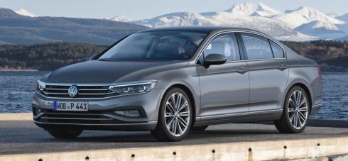 Volkswagen zřejmě skončí s Passatem ve verzi sedan